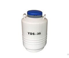 Yds 35l Liquid Nitrogen Tank From China Factory