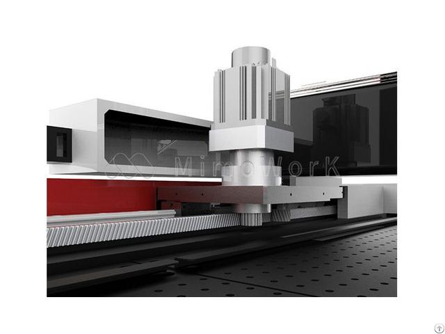 Gear Rack Driven Laser Cutting Machine