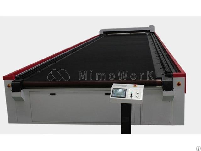 Aviation Carpet Laser Cutting