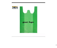T Shirt Bag Ldpe Hdpe Biodegradable