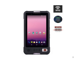 Rugged Android Tablet Pc 8inch Waterproof Fingerprint Reader Pda Uhf Rfid