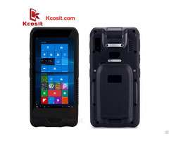 Kcosit K62h 6 Inch Tablet Pocket Pc Mini Computer Windows 10 Ip67 Rugged 2d Barcode Scanner Pda