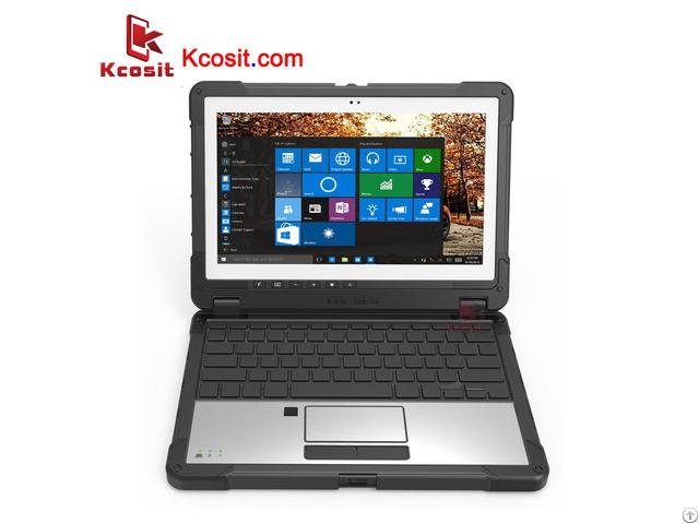 Rugged Laptop Computer Military Mobile Tablet Pc Tough Windows 11 6 Inch Intel Skylake 8g Ram Rs232