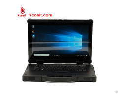 "Rugged Laptop Tablet Pc Windows 7 10 Waterproof Desktop Computer Intel I5 8250u 14"" 8g Ram"