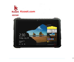 Industrial Computer Military Rugged Windows Tablet Pc 4gb Ram 10 1 Inch