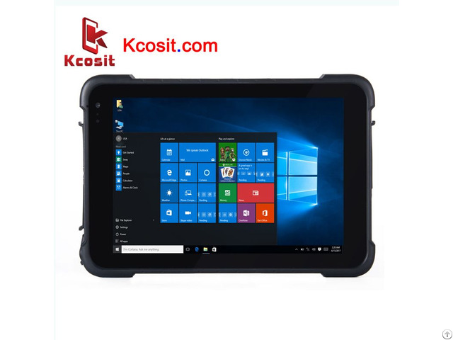 Rugged Windows 10 Waterproof Car Tablet Pc Pro Ip67 Shockproof 8