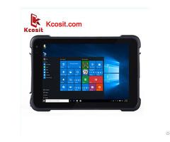 Rugged Windows 10 Waterproof Car Tablet Pc Pro Ip67 Shockproof 8 Inch Hdmi Ublox Gps Pda