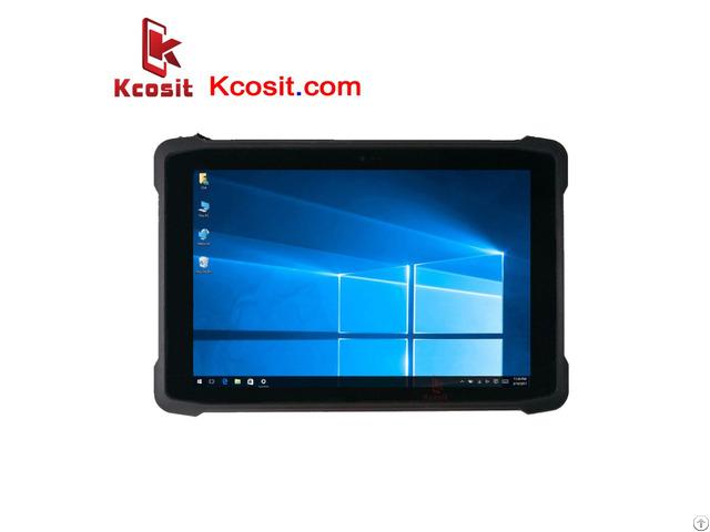 Windows Barcode Scanner Reader Handheld Mobile Tablet Pc 10 1screen Waterproof Dual Wifi 3g Gps