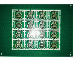 Fr4 Material 0 2mm Thickness Thin Enig 94v0 Pcb