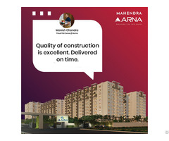 Apartments For The Investment In Electronic City