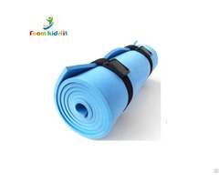 Colorful Washable Foldable Gym Exercise Mat Yoga Eva Foam Camping Mats
