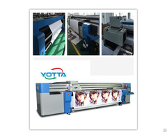 Yd3200 Hybrid Uv Printer Tv Background Printing Machine
