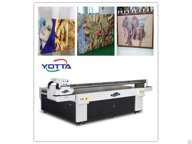 Yd2513 Ra Uv Flatbed Printer Ceramic Tile Background Wall Printing Machine