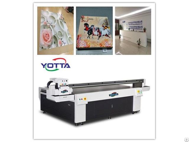 Yd2513 Ra Uv Flatbed Printer Tv Background Wall Inkjet Led Printing
