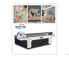 Yd2513 Ra Uv Flatbed Printer Tv Background Wall Inkjet Led Printing