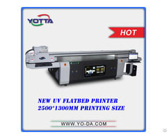 Wide Format Wine Box Uv Printer With 340mm Print Height
