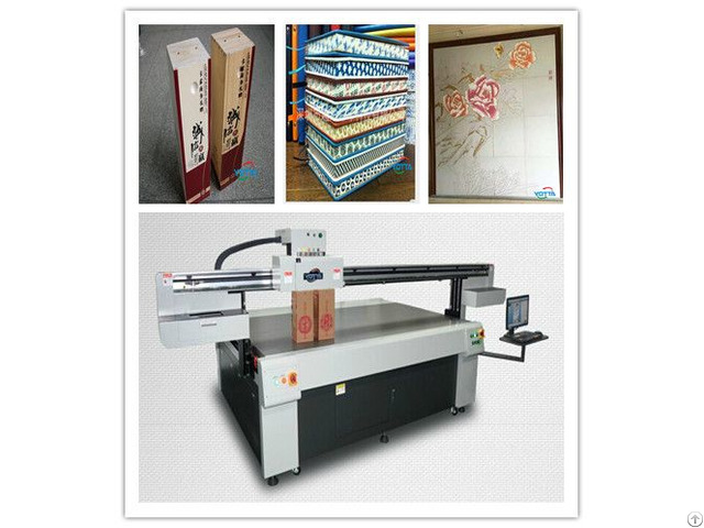 Yd2513 35ra Gift Wnie Box Uv Flatbed Printer