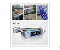 Yd2512 Rd Uv Flatbed Inkjet Printer For Large Format Background Wall Ceramic Tile