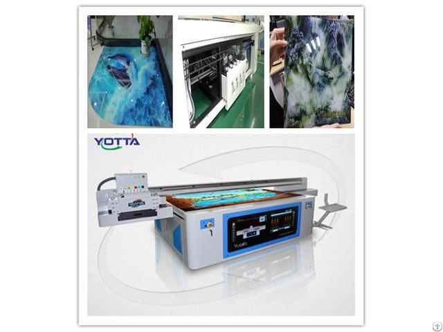 Yd2512 Rd Uv Flatbed Printer 3d Effect Background Wall Tile Large Format