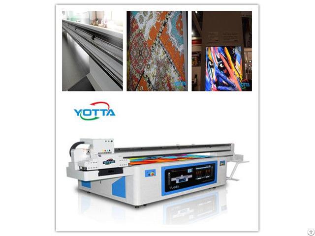 Yd3216 Rd Uv Flatbed Printer Background Wall Printing Machine