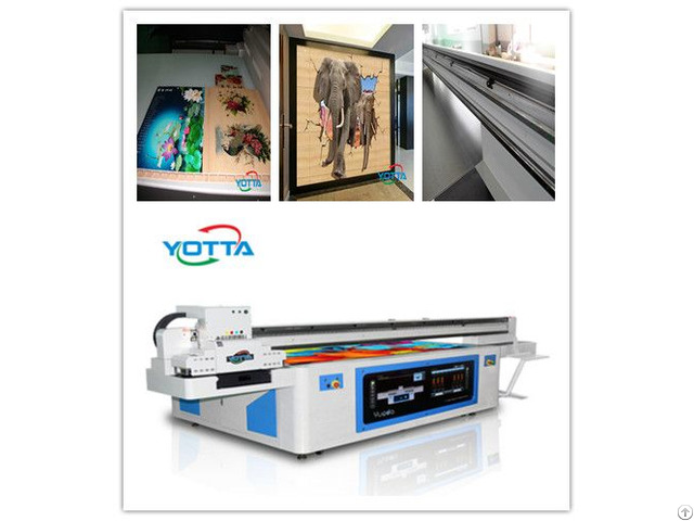 Yd3216 Rd Uv Flatbed Printer 3d Tv Background Wall Printing Machine