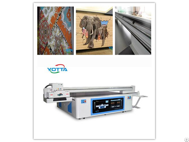 Yd3020 Rd Uv Flatbed Printer Led 3d Glass Floor Printing Machine