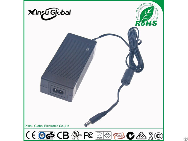 12v 5a 60w Power Supply Ac To Dc Adapter For 5050 3528 Flexible Led Strip Light Cctv Camera