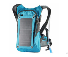 Sunpower Solar Backpack With Hydration Reservoir 6 5w