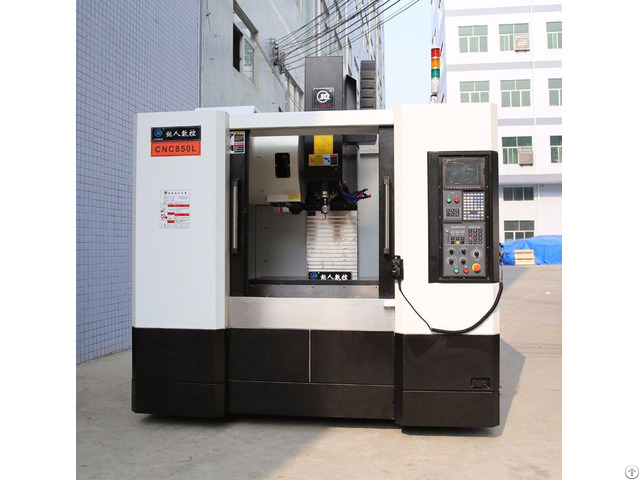 Vertical Machining Center Cnc Machine Vmc850
