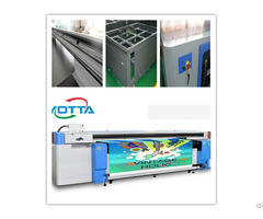 Yd2600 Rc Hybrid Uv Printer Digital Outdoor Advertising Printing Machine