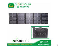 Portable Folding Solar Panel Bag 100w