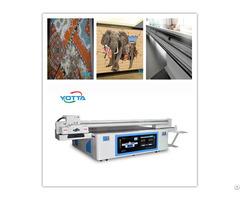 Yd3020 Rd Uv Flatbed Printer Led 3d Glass Floor Printing Machine
