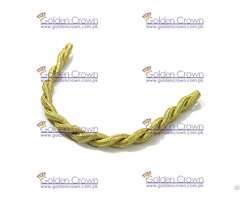 Military Caps Cords Gold