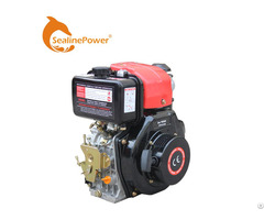 10hp Strong Power 186fa Air Cooled Diesel Engine