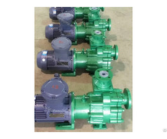 Zmd Fluoroplastic Liner Self Priming Magnetic Drive Pump