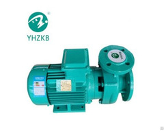 Single Stage Centrifugal Water Pumps