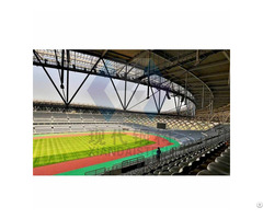 Modern Design Prefab Steel Structure Large Stadiums