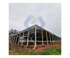 Light Gauge Steel Framing Prefabricated House Factory