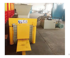 Wood Sawdust Baler Machine