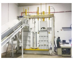Textile Bale Press Machine