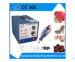 Ultrasonic Hot Fixing Rhinestone Machine