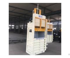 Waste Paper Hydraulic Baler Machine