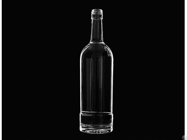Glass Bottles For Liquor With Cork