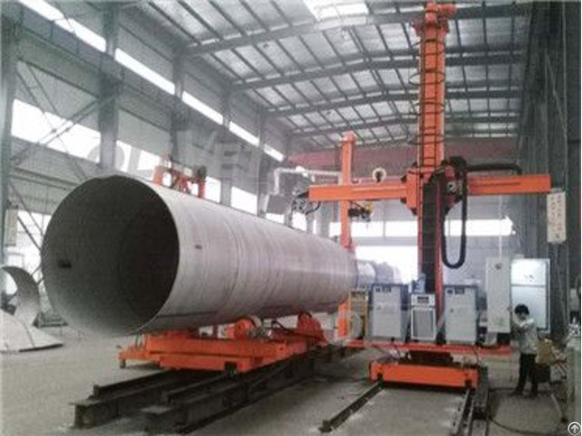 Stainless Steel Tank Fit Up Plasma Welding Center