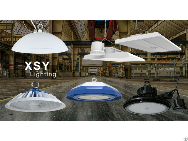 Led High Bay Light Fixture Warehouse Industrial Lighting