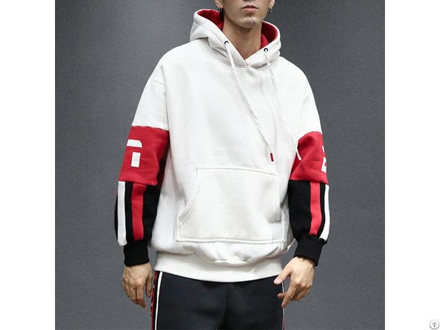Wholesale Custom Fleece Hoodies Drawstring