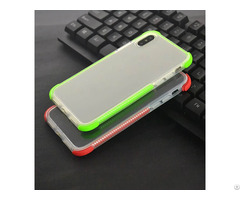 Anti Shock Double Colors Phone Case