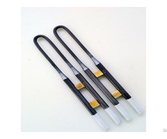 Silicon Carbon Rod For Crystal Furnace Mosi2 Heater