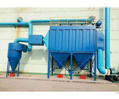 Industrial Stainless Steel Cyclone Dust Collector Machine For Sale