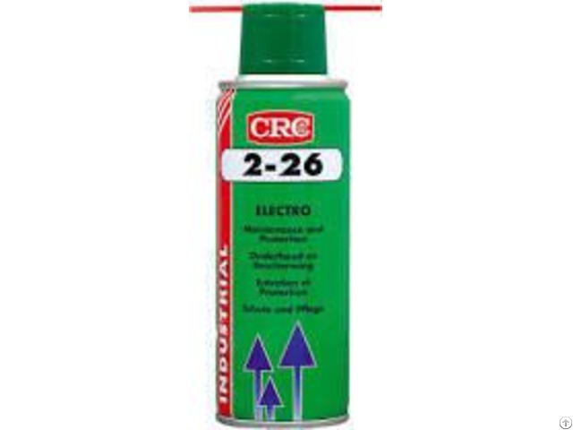Crc 2 26 Electrical Contact Cleaner